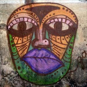 Africa face