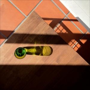 Bottle table Berodia N Spain